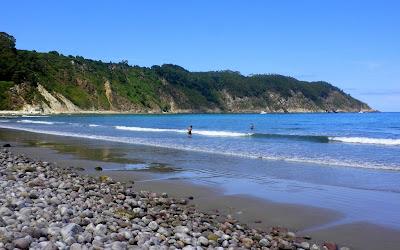 Playa de la Concha de Artedo-Asturias