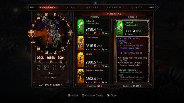 Diablo was made for a portable