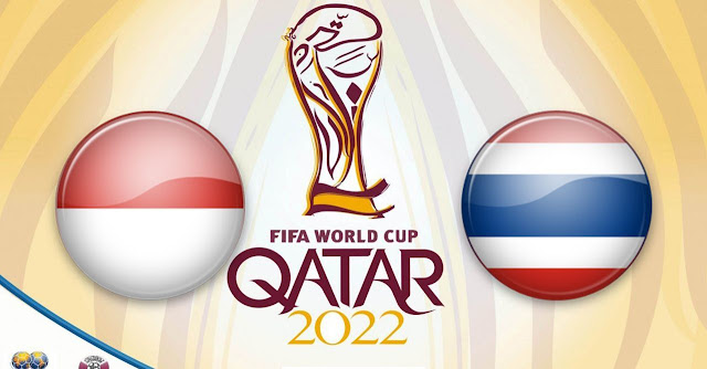 Live | Thailand - Indonesia | Perfect Step For FIFA World Cup Qualifiers Asia Round 2