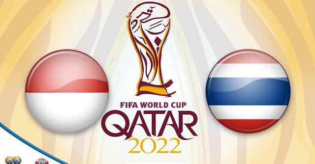 Indonesia ngăn bước tiến của Thái Lan tại bảng G tại Vòng loại 2  khu vực châu Á FIFA World Cup 2022