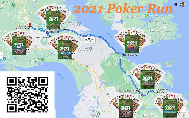 2021_Poker_Run_Map