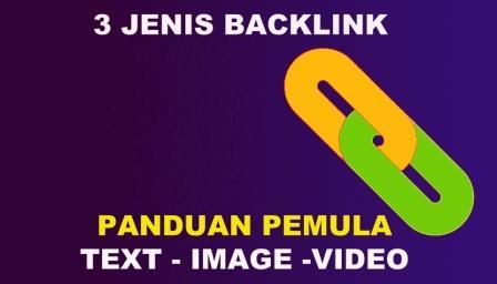Cara menulis back link, apa jenis backlink, kursus digital marketing