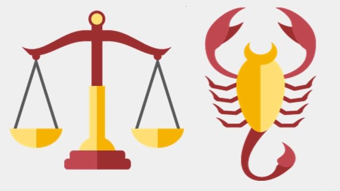 Segno Bilancia ascendente Scorpione