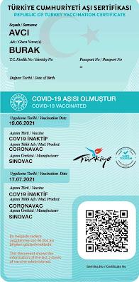 Covid-19 2. Doz Aşı Randevusu Nasıl Alınır? Aşı Kartı Nasıl Oluşturulur ve Sinovac (CoronaVac) Aşısının Yan Etkileri