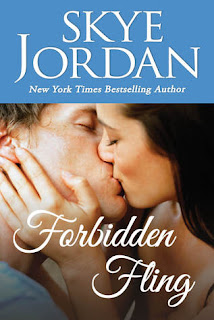 Forbidden Fling by Skye Jordan