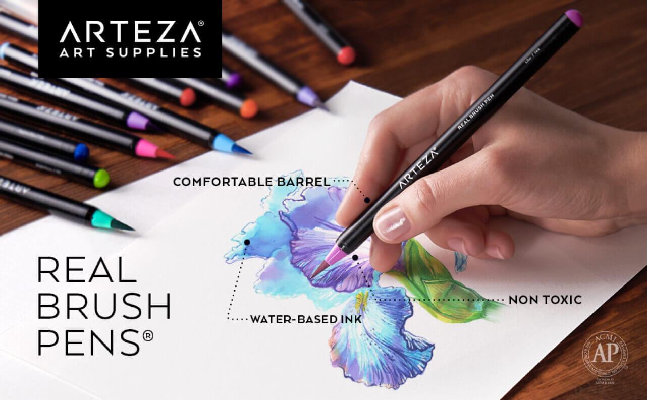 arteza art supplies ad be creative ole luova