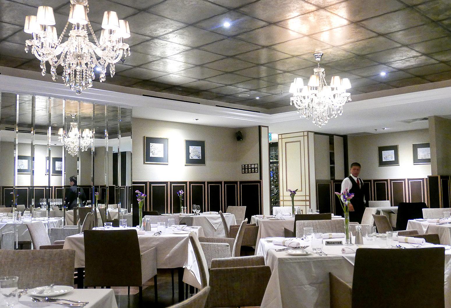 italian restaurant in kl