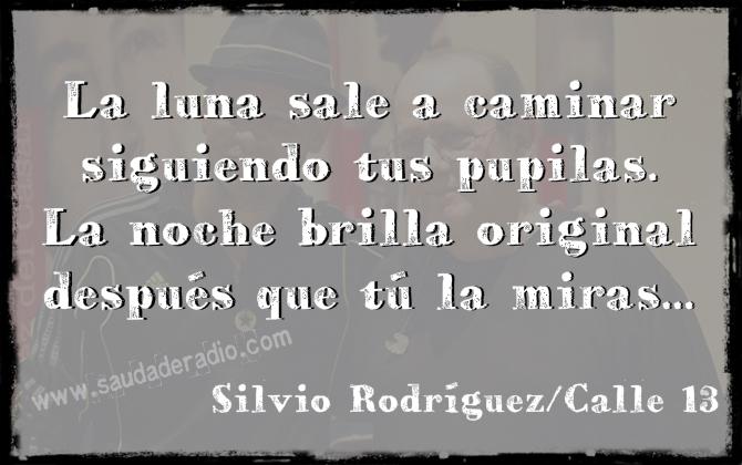 Ojos Color Sol Silvio Rodríguezcalle 13