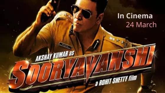 Akshay Kumar's Sooryavanshi Story, Trailer, Sooryavanshi Budget, Cast, Sooryavanshi Songs, Katrina Kaif. Rohit Shetty. 2020 Release Date.