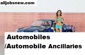Automobiles /Automobile Ancillaries