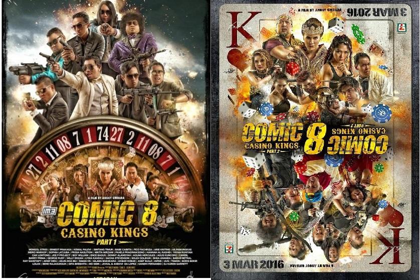 Comic 8 casino king online