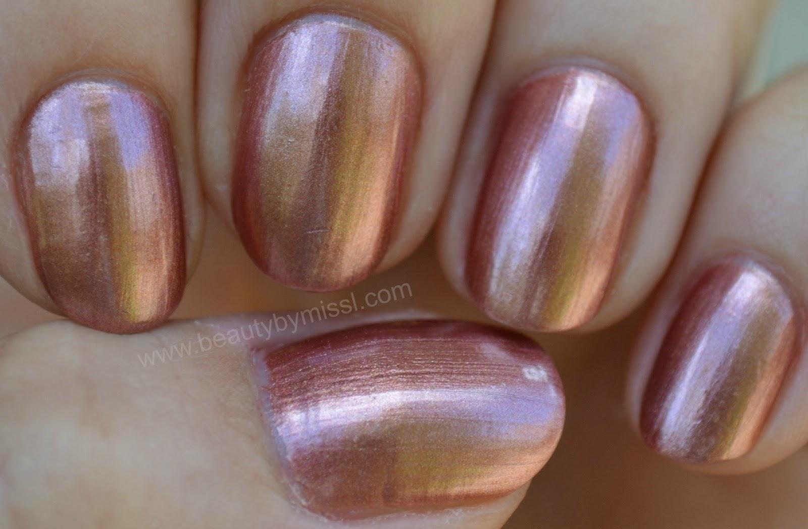 nails of the day, sally hansen nail polish