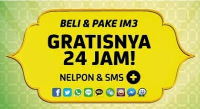 Cara Daftar Paket SMS IM3 Indosat