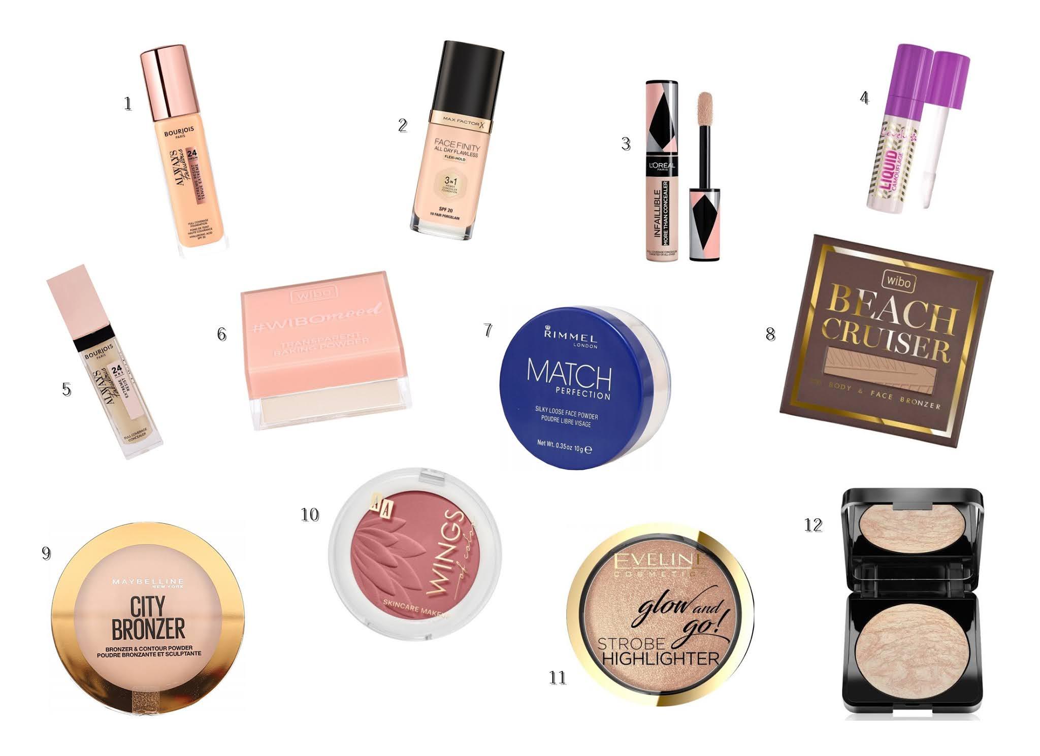 Promocja Rossmann 2020. Co kupić na promocji w Rossmannie? Najlepsze kosmetyki do makijażu w Rossmannie.