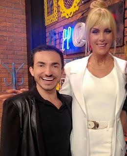 Cabelereiro e maquiador oeirense participa de reality show na TV Record