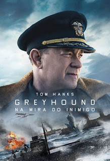 Greyhound: Na Mira do Inimigo - HDRip Dual Áudio