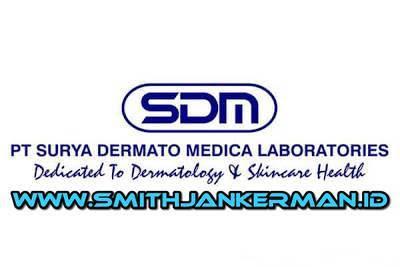 Lowongan PT. Surya Dermato Medica Laboratories Pekanbaru Maret 2018