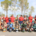 Polres Pulau Buru Gelar Road Race Jelang HUT Bhayangkara ke-73