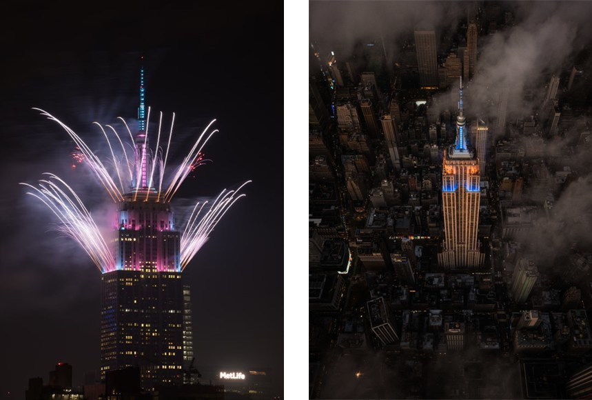 Empire State Building Announces 10th Annual Photo Contest, with Grand Prize of $5k and $500 Gift Card