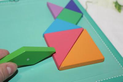jeu de tangram