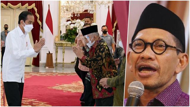 NU Kritik Keras TP3 Ibaratkan Pertemuan di Istana Bak Musa Datangi Firaun!