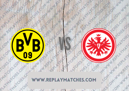 Borussia Dortmund vs Eintracht Frankfurt -Highlights 14 August 2021