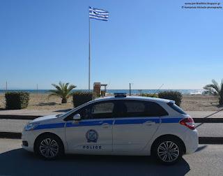 12.000 έλεγχοι, 2.843 παραβάσεις και 189 συλλήψεις τον Αύγουστο μετά από αστυνομικούς ελέγχους σε τουριστικές και παραλιακές περιοχές της Χαλκιδικής