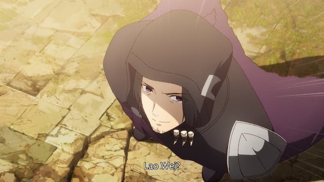 Quanzhi Gaoshou (The King's Avatar) Season 2 Episode 8 Subtitle Indonesia
