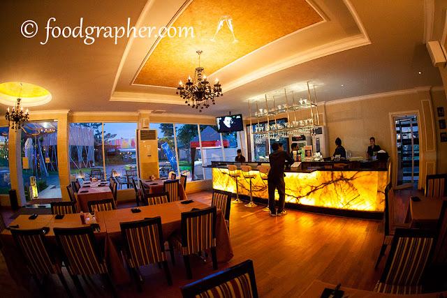 Capri Italian Restaurant Chicago