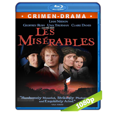 Los Miserables (1998) BRRip Full 1080p Audio Trial Latino-Castellano-Ingles 5.1