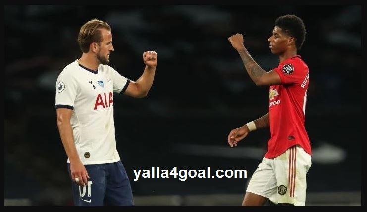 مباراة مانشستر يونايتد وتوتنهام في الدوري الانجليزي