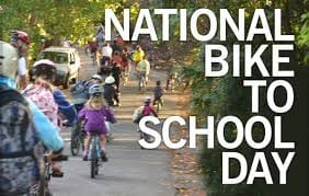 National Walk and Bike to School Day Wishes for Whatsapp