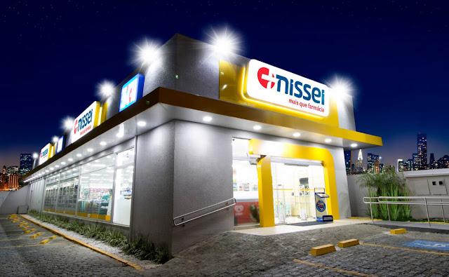 farmacia nissei abre vagas de emprego em curitiba