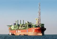 Pioneer Floating Oil Rig