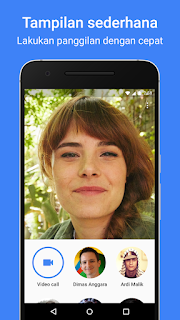 Google Duo (Aplikasi Video Call dari Goole)