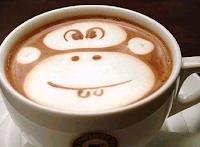 Kahve Falında Maymun
