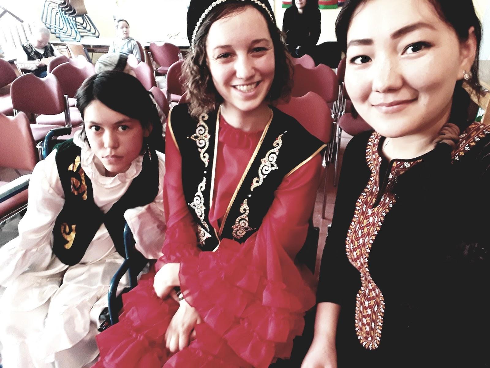 Bischkek Mädchen