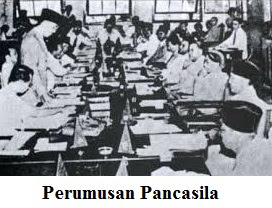 SEJARAH PANCASILA (Proses Perumusan Pancasila Sebagai Dasar Negara)
