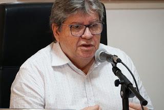 João Azevêdo anuncia convocação da segunda turma para curso de formação de soldados