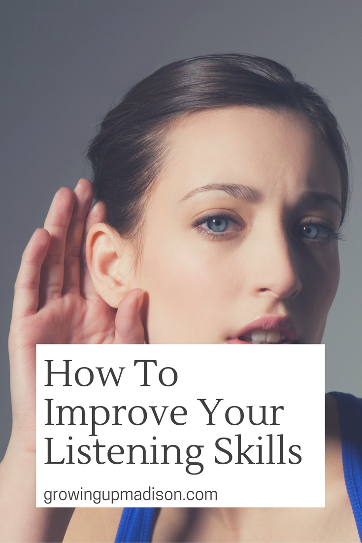 How to Improve Your Listening Skills