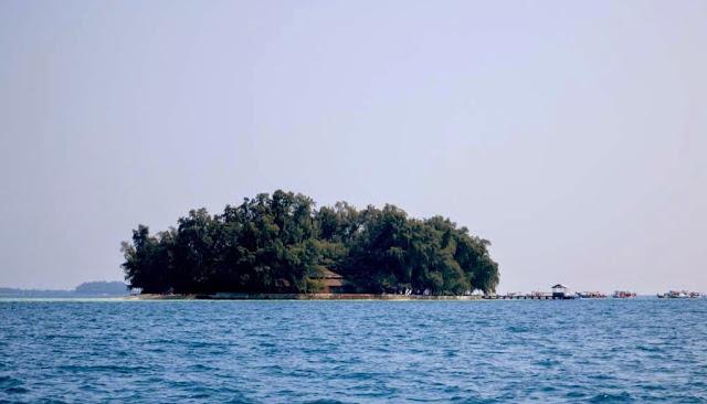Akhir pekan Di Pulau Harapan Kepulauan Seribu