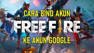 Cara Mengaitkan Akun Free Fire Ke Akun Google