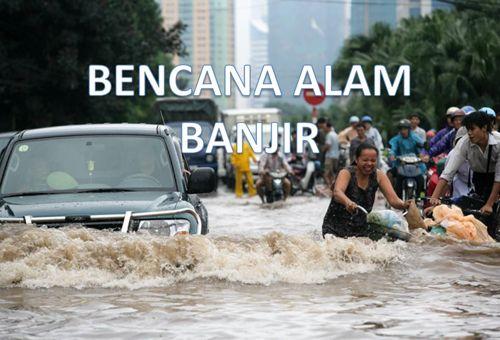 Macam-Macam Bencana Alam di Indonesia dan Penyebabnya