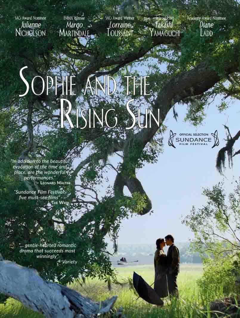 Sophie e o Sol Nascente