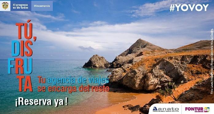 ANATO, relanza su campaña Tú, disfruta. Tu Agencia de Viajes se encarga del resto, para promover el turismo nacional