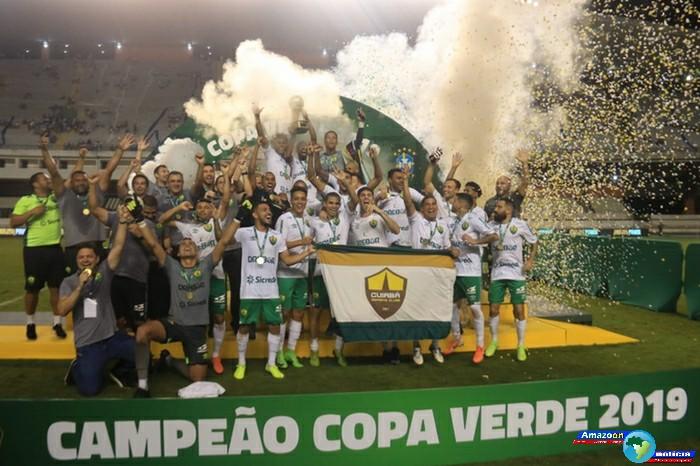 Nos pênaltis, Cuiabá é campeão da Copa Verde no Mangueirão.