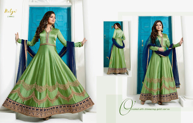 Buy Online Wedding Special Anarkali Suit at Low Price
