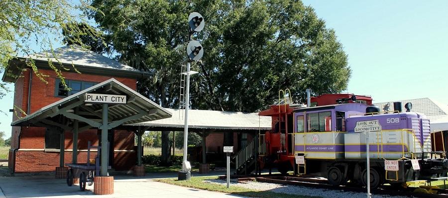 Estación de Plant City