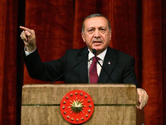 Το διπλό μήνυμα των αναφορών Ερντογάν στη Λωζάνη…