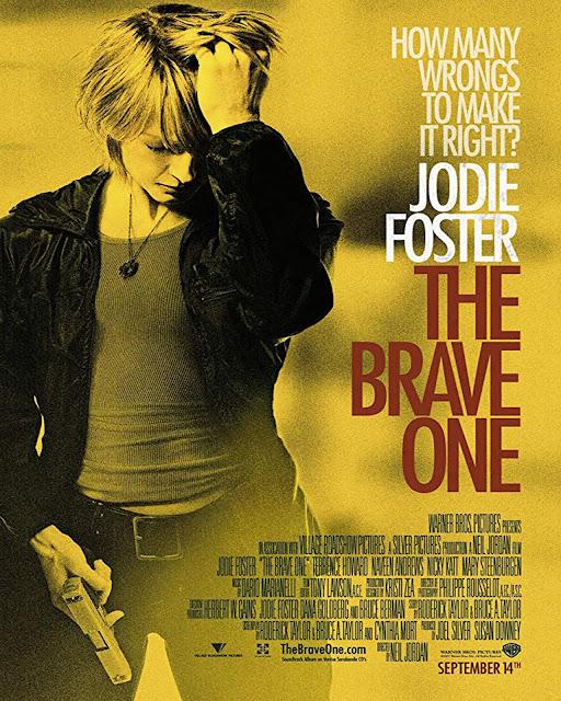 The Brave One 2007 Movie Download Full 720p   1080p   HDRip x261